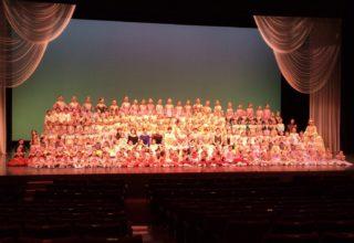 グラースバレエ発表会、無事に終了致しました。